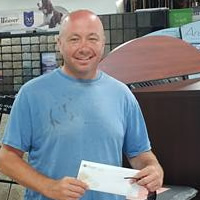 Thumbnail of Mike Pettapiece, Winner of One Pair of Riders Tickets