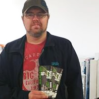 Thumbnail of Don Peters, Winner of Two Tickets to see the Saskatchewan Rush